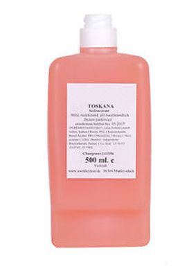 Handwasch-Seifencreme Toscana, Kartusche für CWS-Spender, 12x500 ml