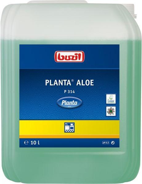Buzil Planta® ALOE, Geschirrspülmittel ökologisch, 10 Liter