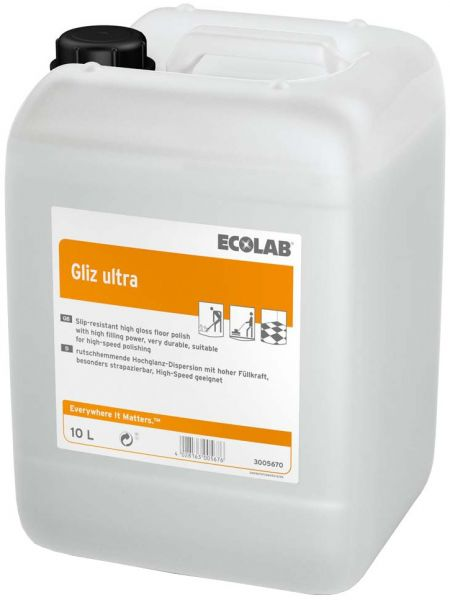 Ecolab Gliz® Ultra 10 Liter