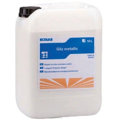 ECOLAB Gliz® metallic, 10 l, Langzeit Polymer Siegel