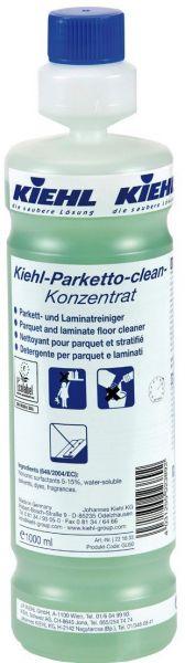 Kiehl-Parketto-clean-Konzentrat, Holzboden- und Laminatreiniger, 6x1 Liter