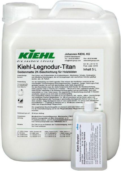 Kiehl-Legnodur-Titan mit Kiehl Durator 2x 5L + 2x 100ml