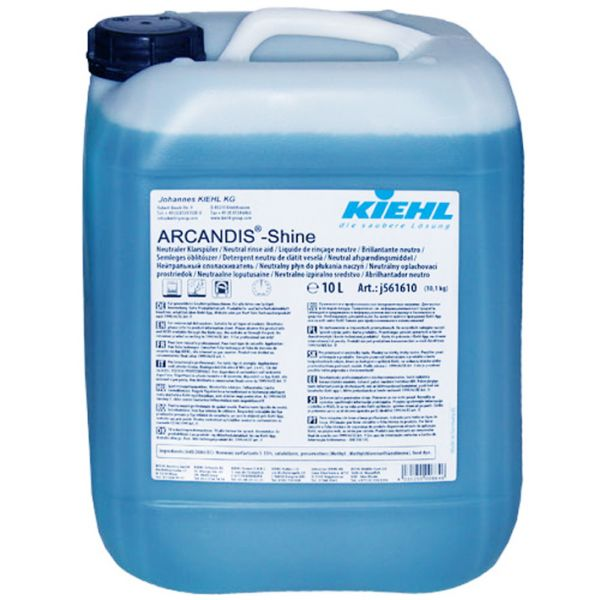 Kiehl Arcandis-Shine Neutraler Klarspüler 10 l